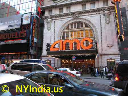 AMC Empire 25 NYC