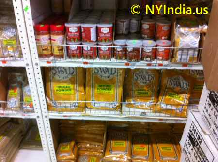 Indian Grocery image © NYIndia.us