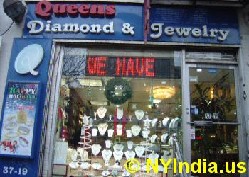 New York Indian Gold Jewelry